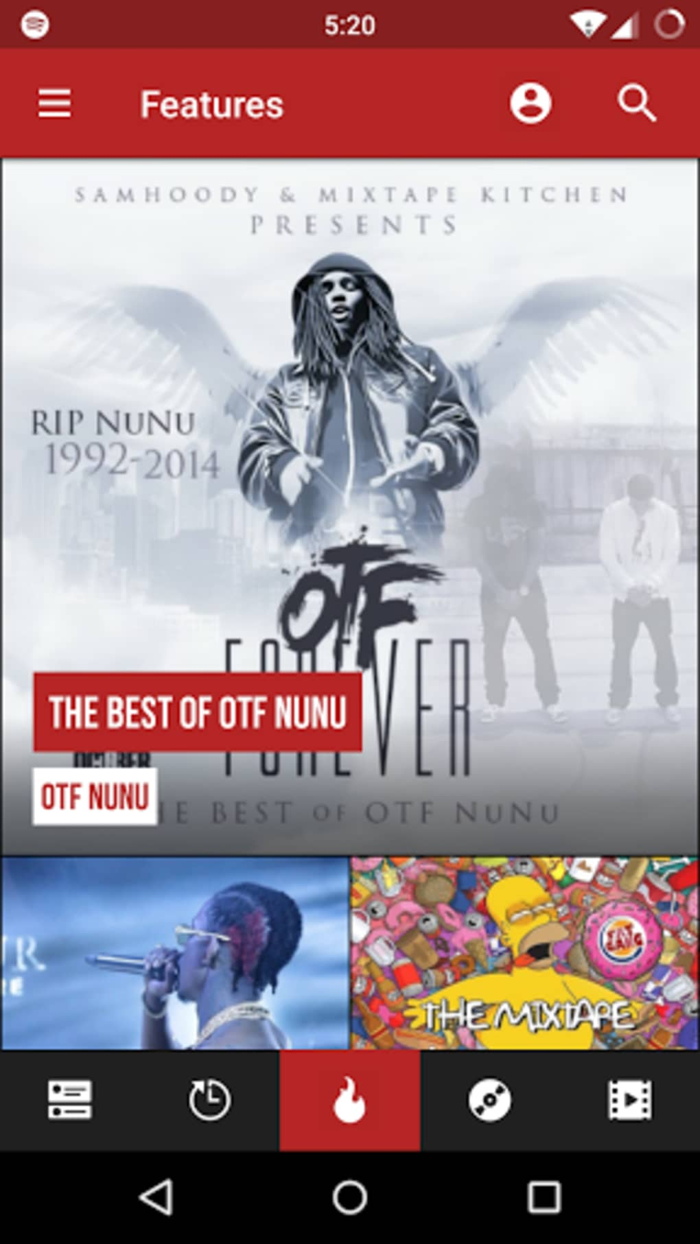 My Mixtapez Music & Mixtapes for Android - Download