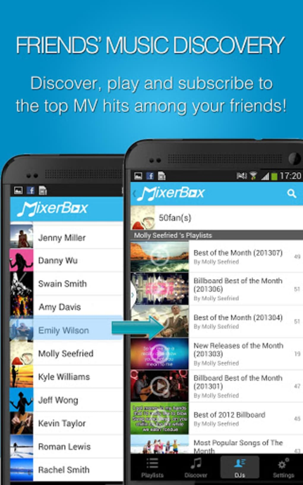 Free Music Player: MixerBox for Android - Download