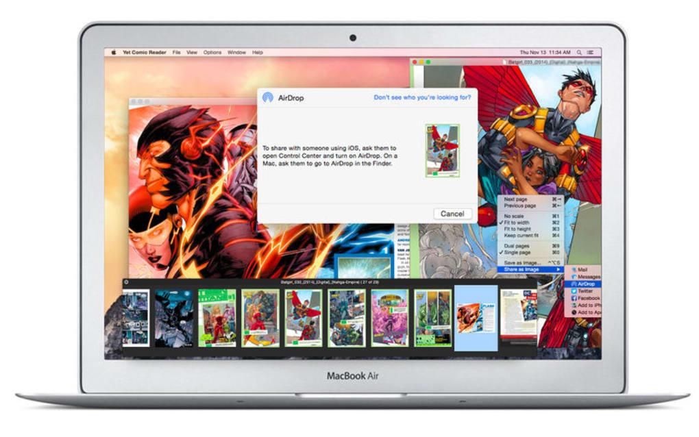 Yet Comic Reader for Mac - Download