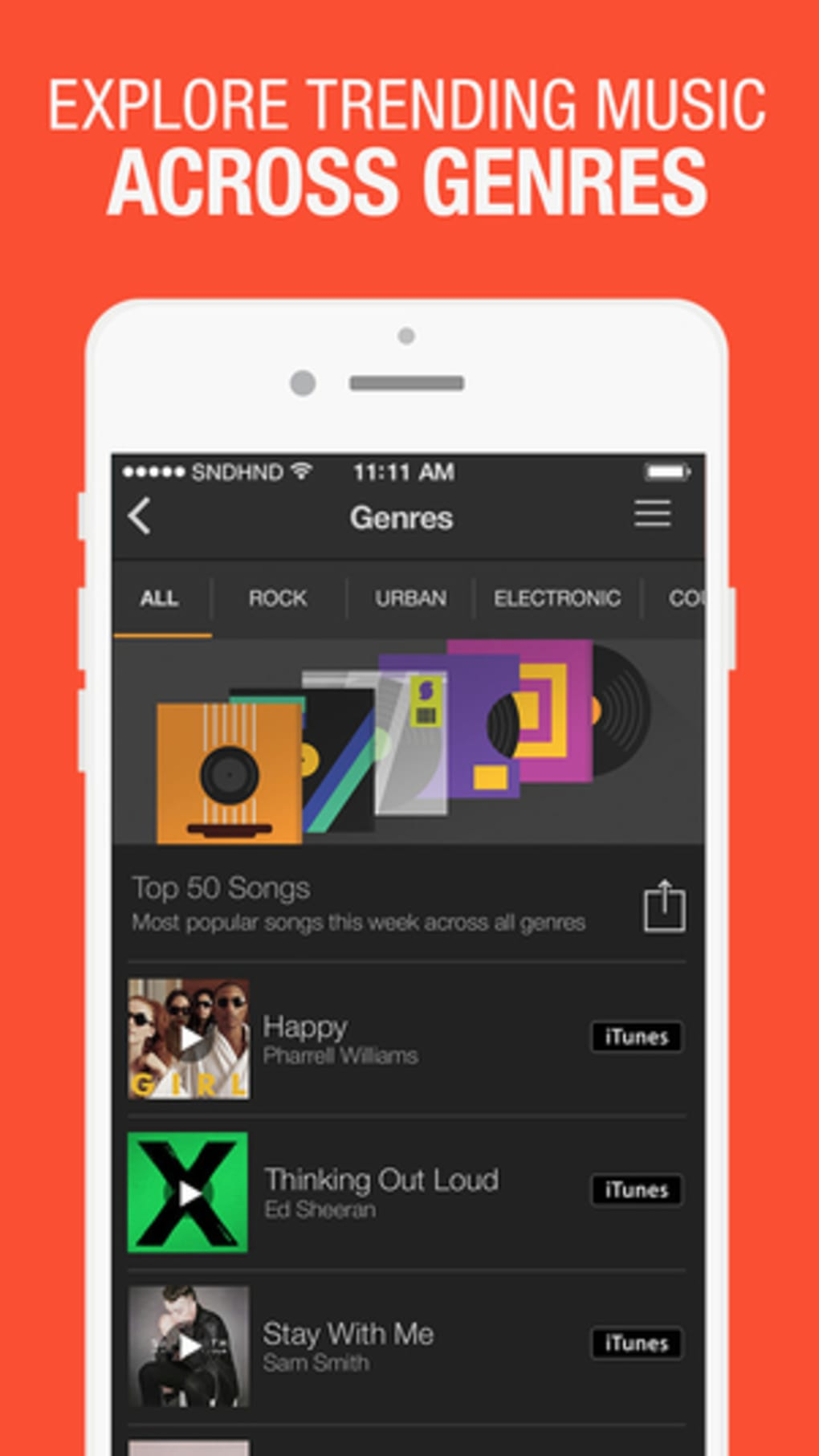 SoundHound for iPhone - Download