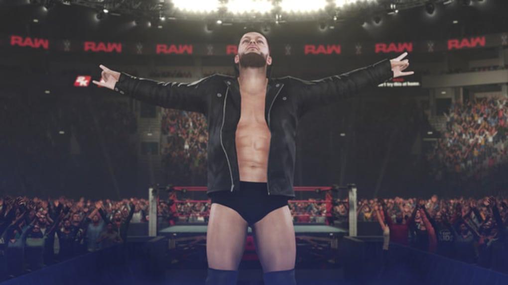 WWE 2K18 - Download
