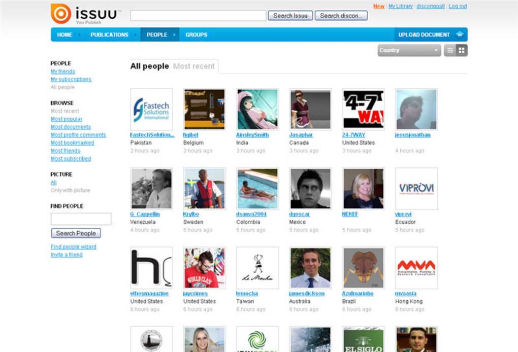Issuu Online