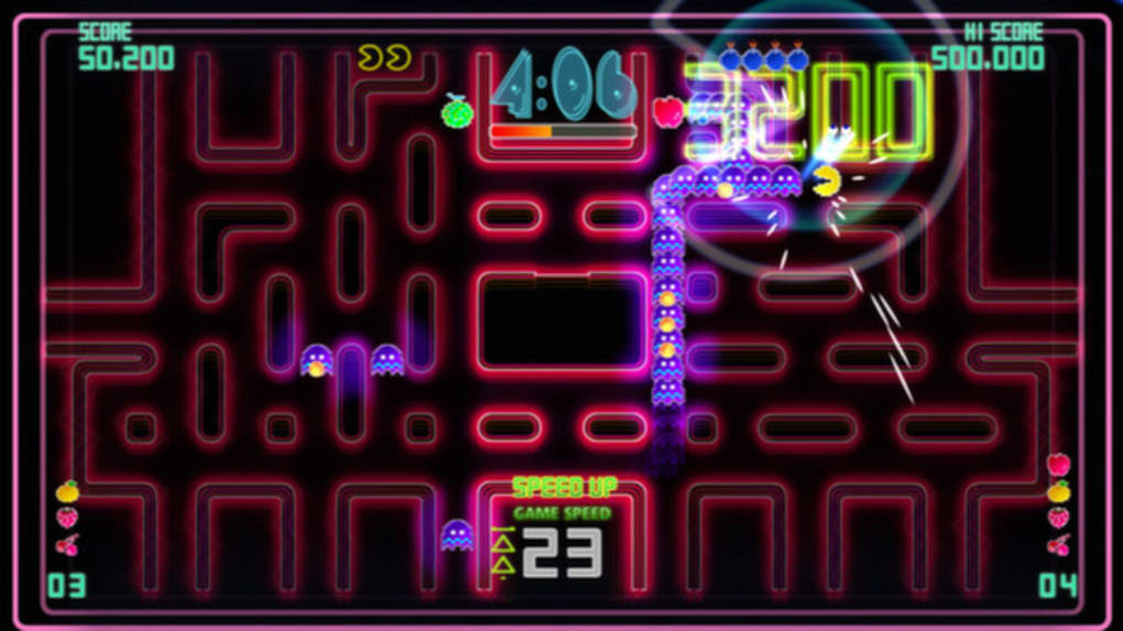 descargar pac man championship edition dx full apk