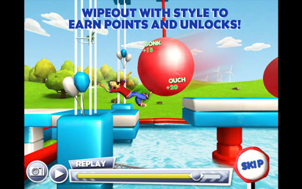 Wipeout Online Free