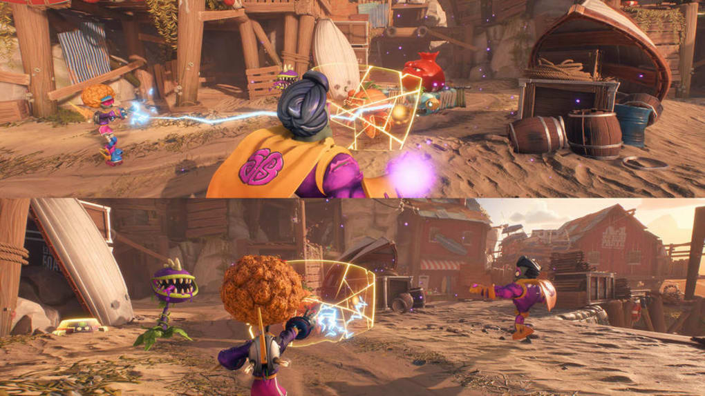 plants vs zombies battle for neighborville 7scrmax2 - Is there no offline multiplayer in Neighborville? : PvZGardenWarfare