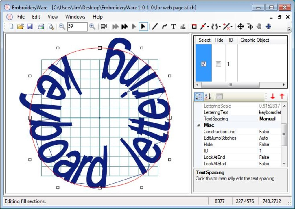 EmbroideryWare - Download