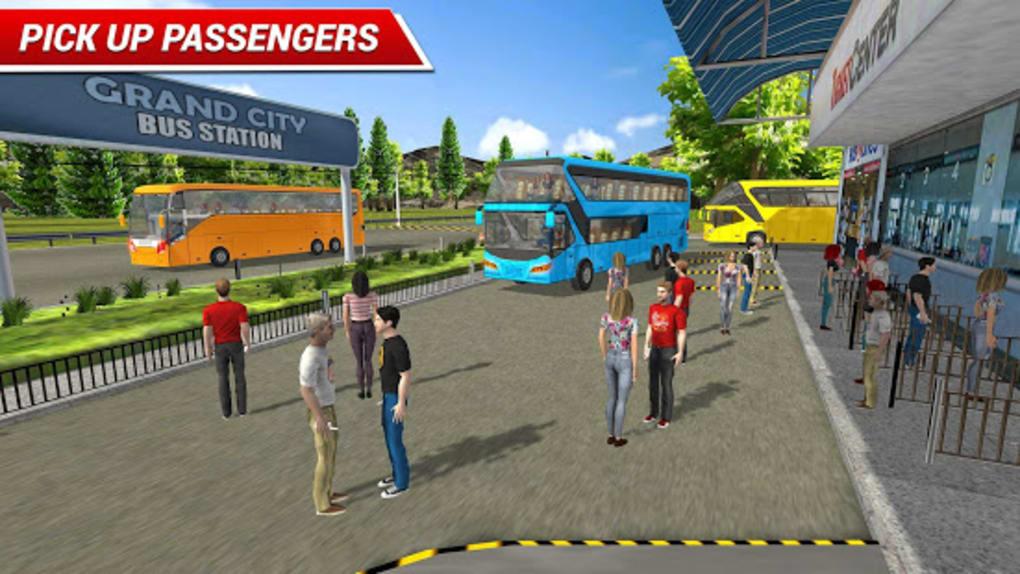 Offroad Bus Transport Simulator