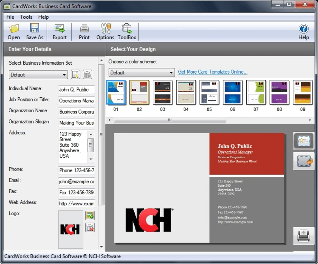 Cardworks business card software download you may also like reheart Choice Image