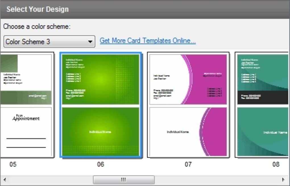 Cardworks business card software download you may also like reheart Images