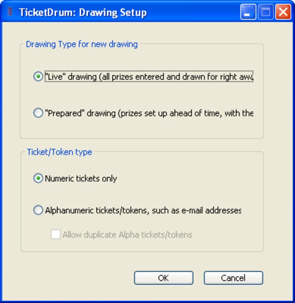 ticketdrum download