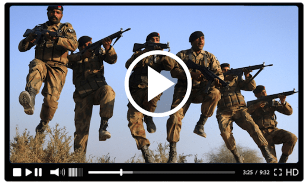 Pak Army Training Videos - Pak Army Songs 2019 for Android