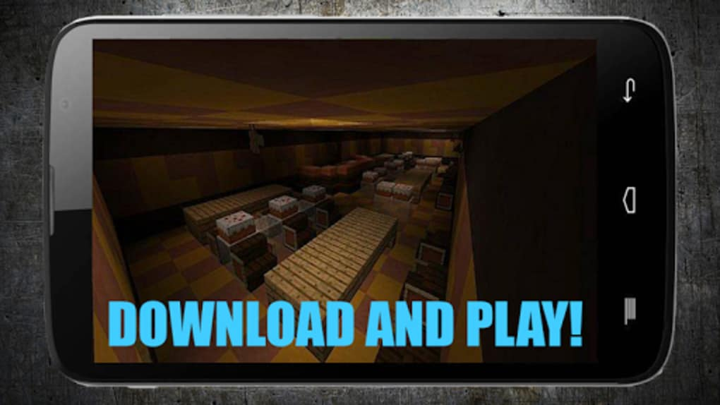 Maps fnaf for Minecraft PE for Android - Download