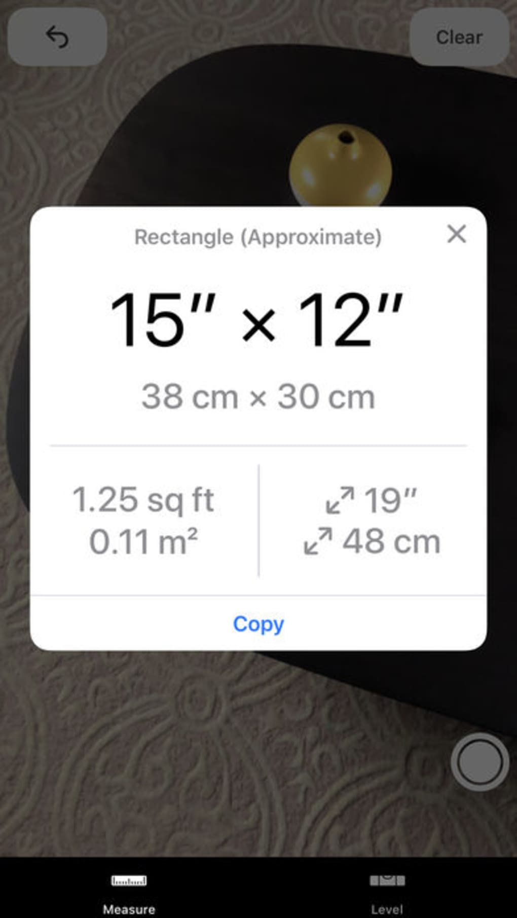 Measure for iPhone - Download