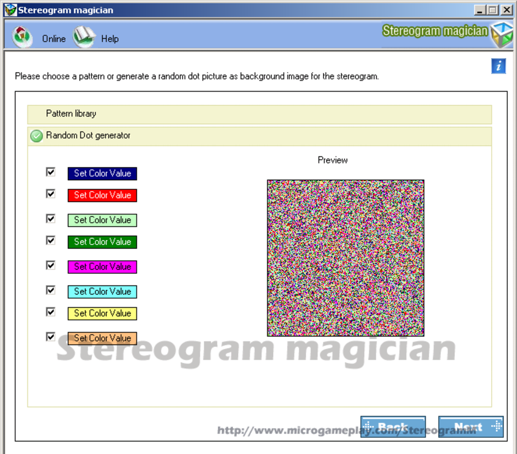 Stereogram Magician - Download