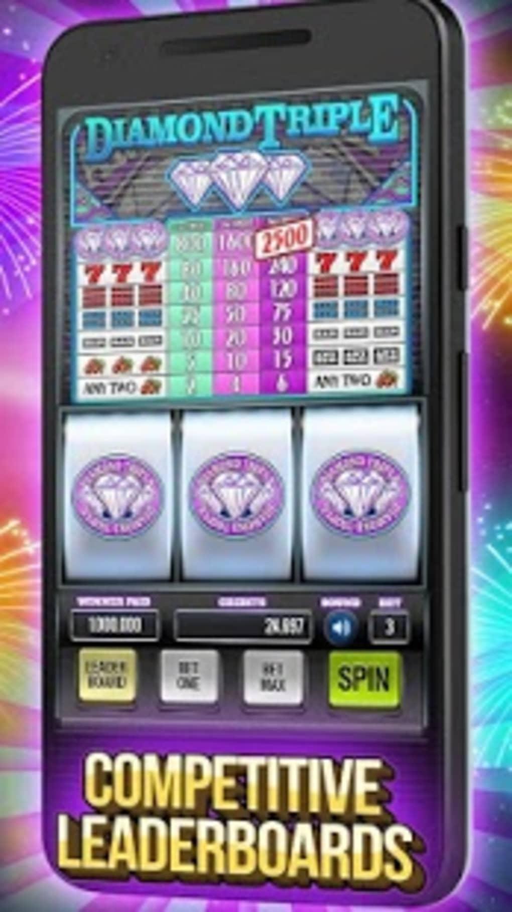 Free slot machine triple diamonds