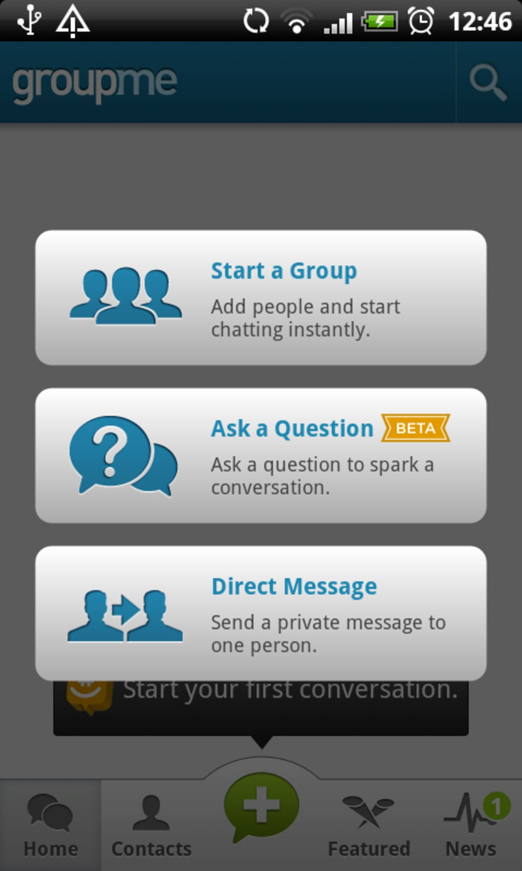 GroupMe for Android - Download