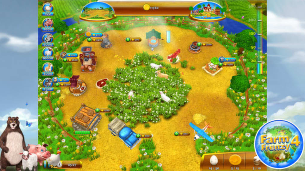 Farm Frenzy 4 - Download