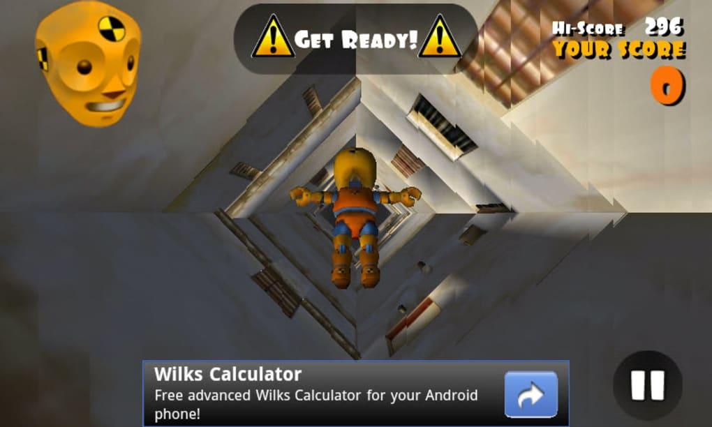 falling fred app