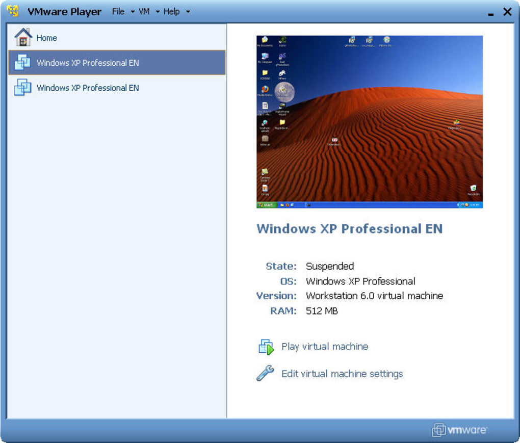 VMware Player - Download