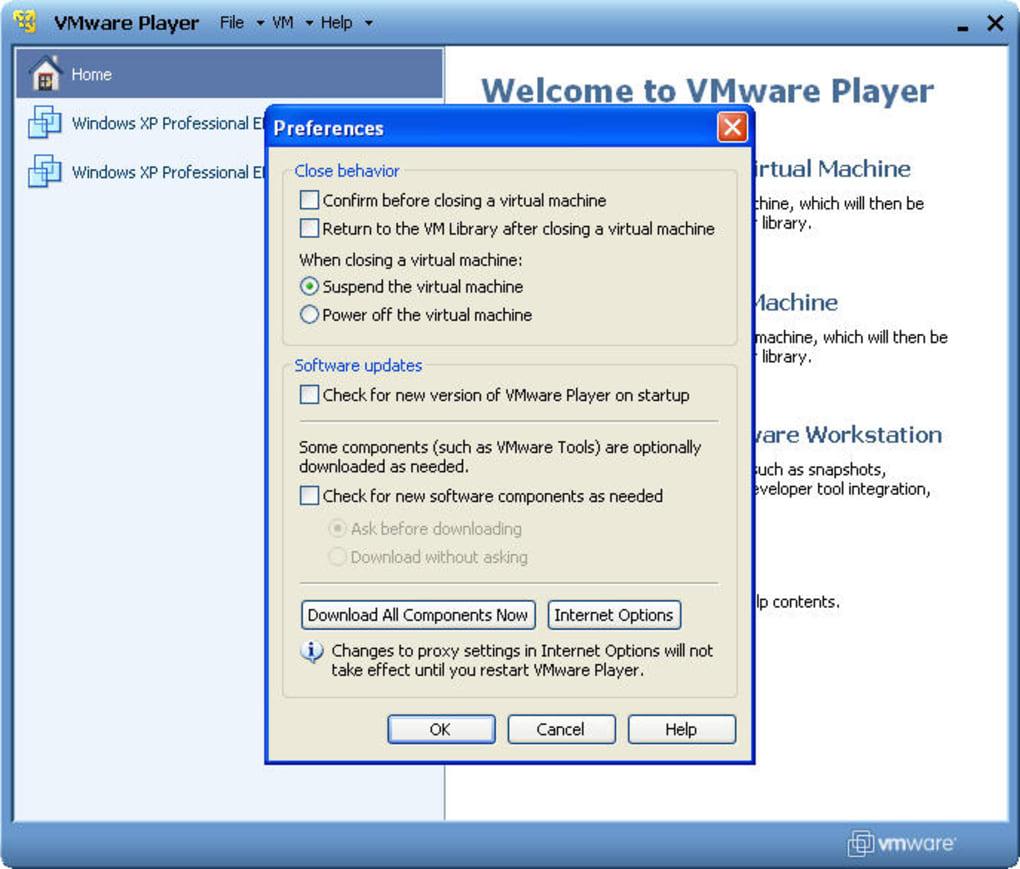 VMware Workstation Playerのインストール方 …