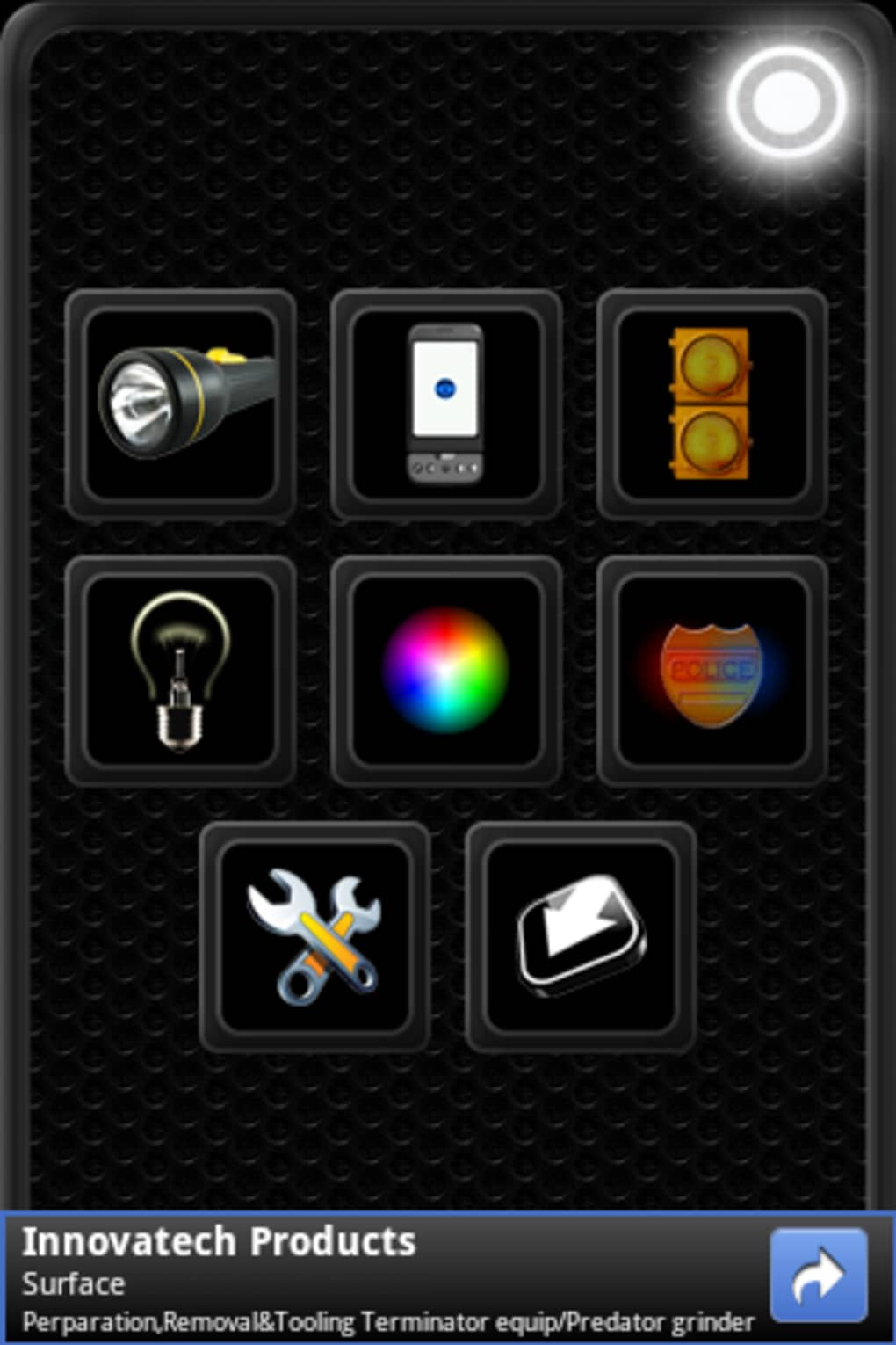 Tiny Flashlight + LED For Android   Download