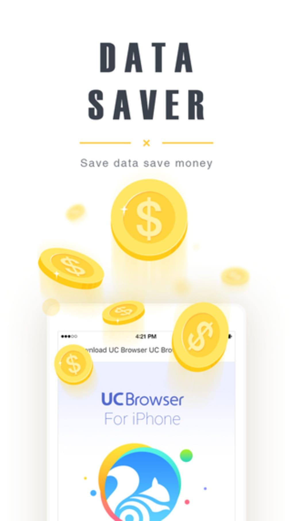 UC Browser pour iPhone - Télécharger