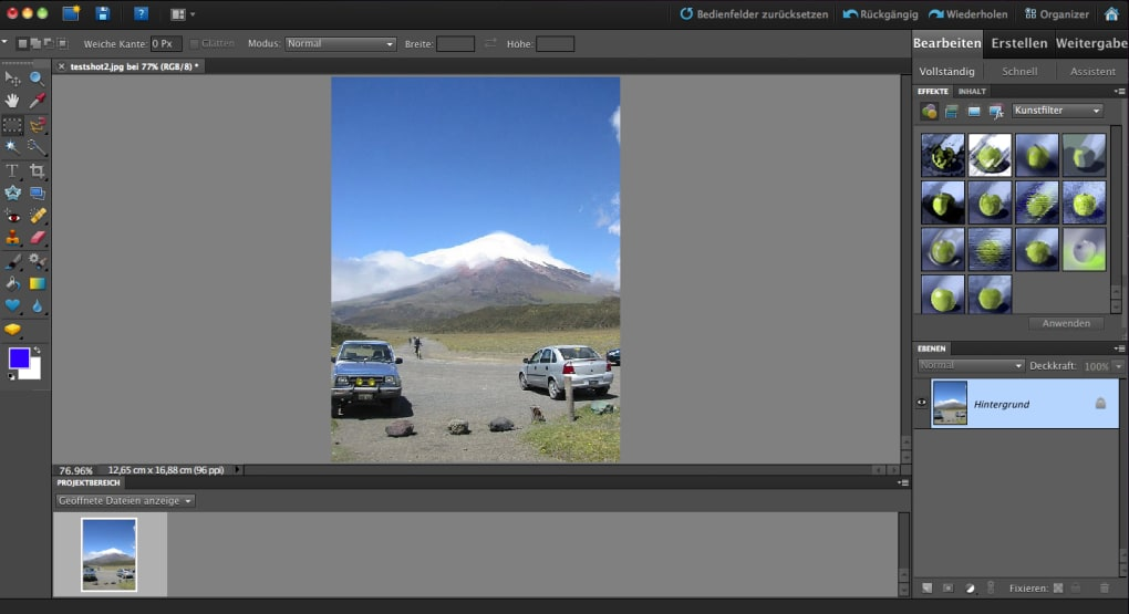 adobe photoshop elements 12 testversion