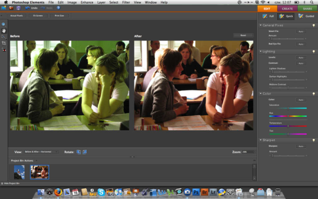 photoshop elements mac