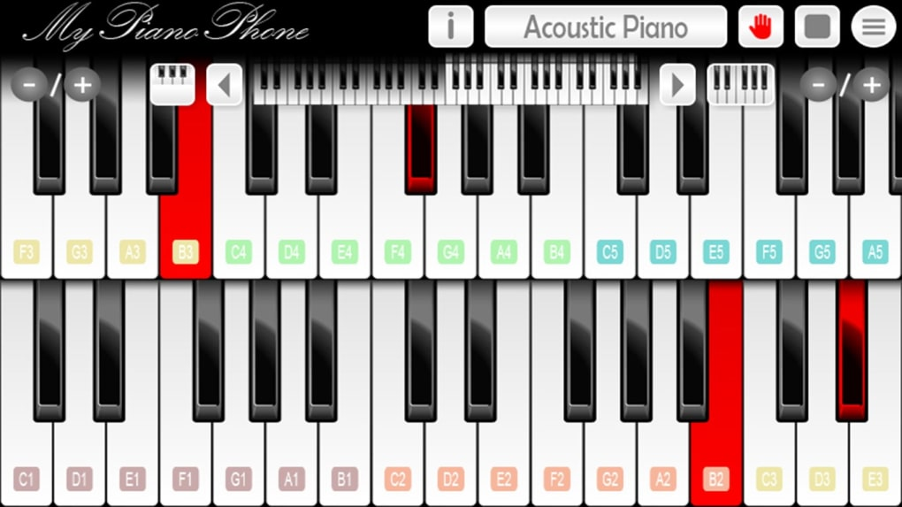 My Piano Phone - Download