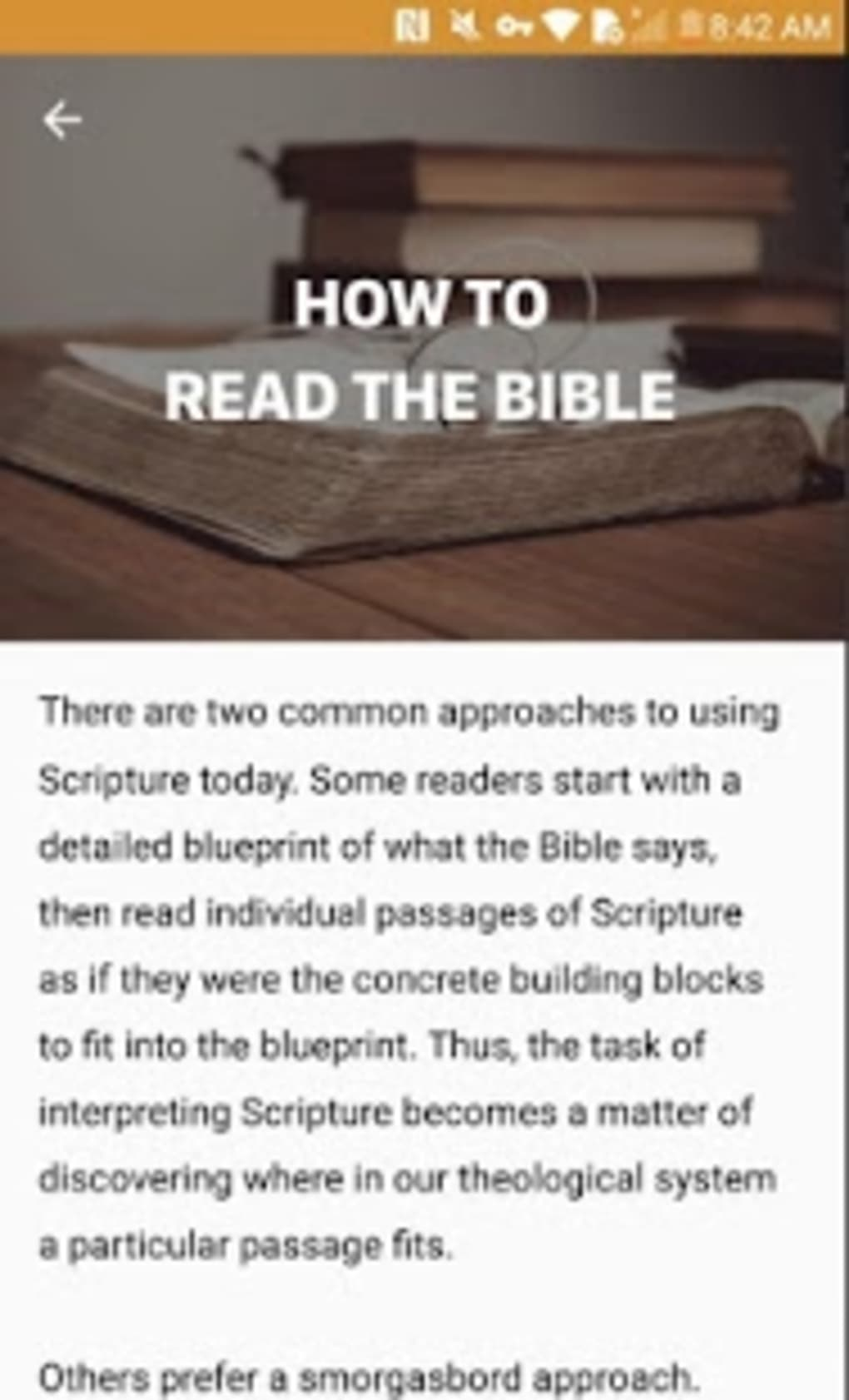 15 Day Bible Study Challenge - Offline Study Bible for Android