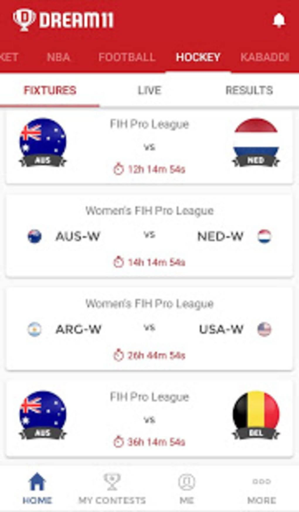 Dream11 for Android - Download