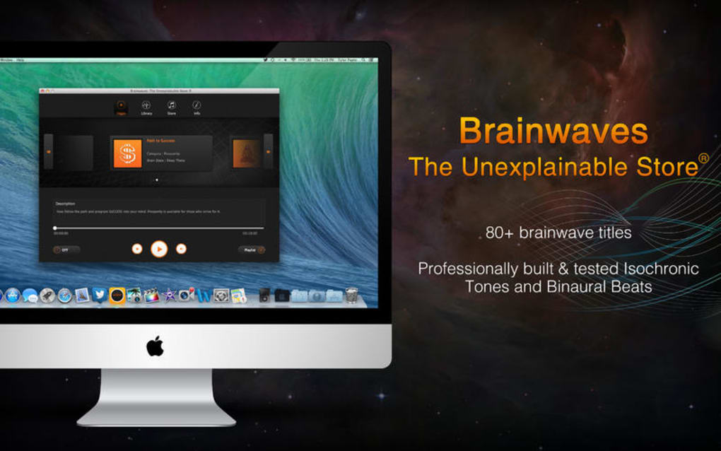Brainwaves - The Unexplainable Store ® for Mac - Download