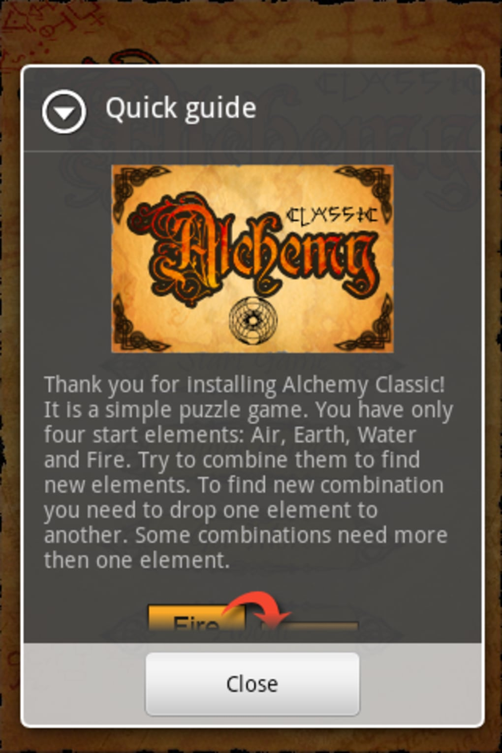 Alchemy Classic For Android Download
