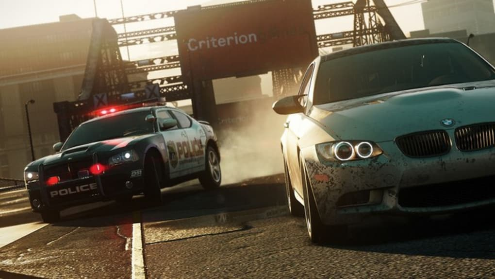 Need For Speed Most Wanted Telecharger