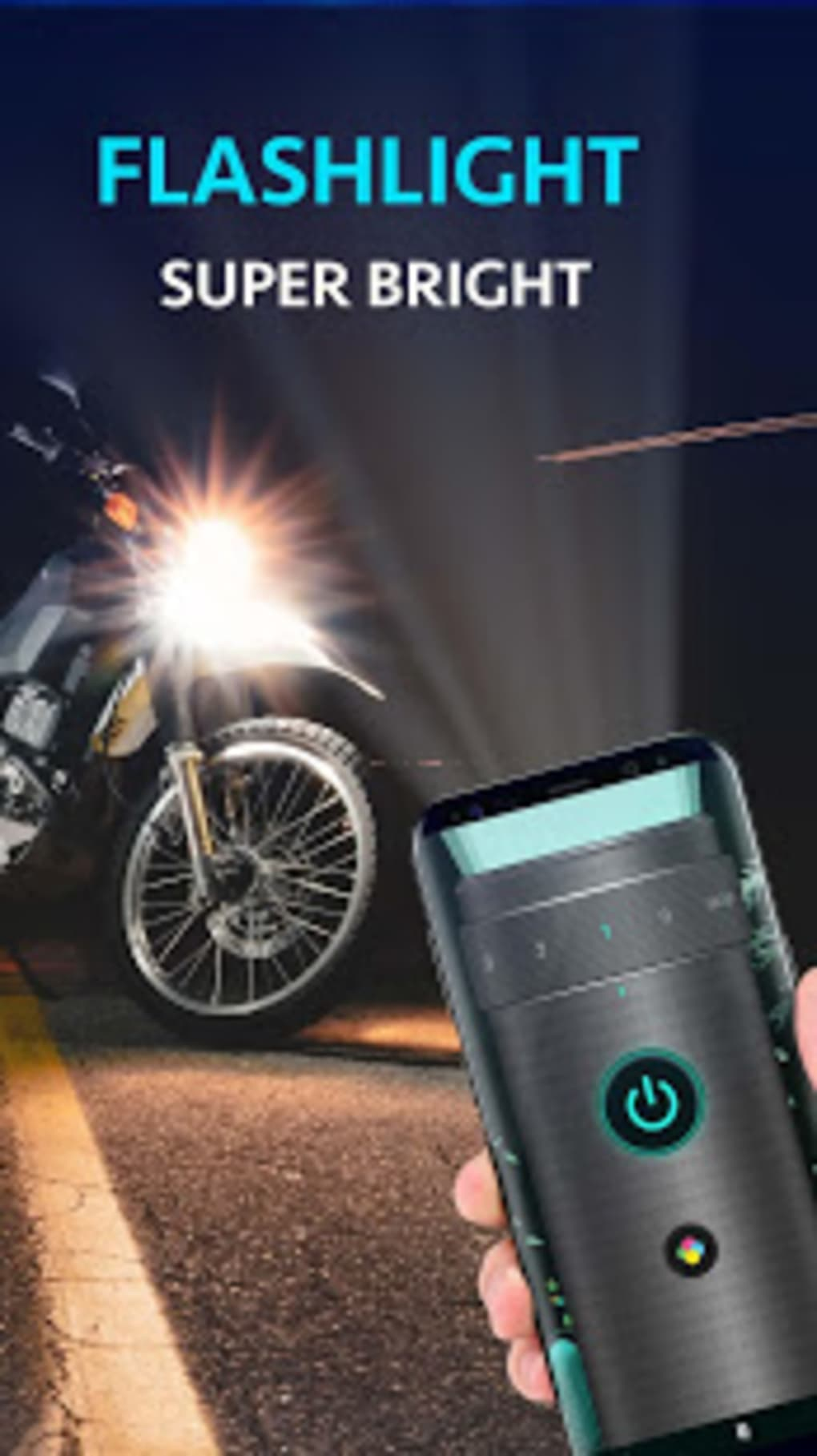 Handy Flashlight - Smart Torch Cool Call Themes for Android