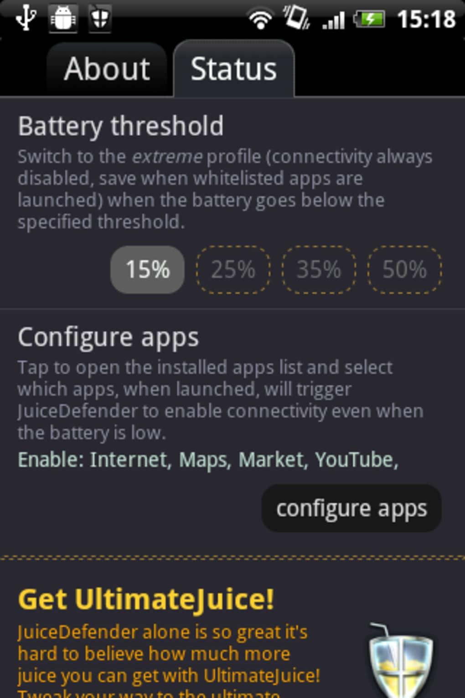 JuiceDefender for Android - Download