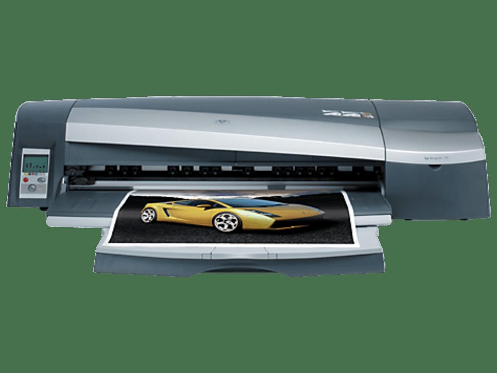 HP Designjet 130 Driver & Software for Windows