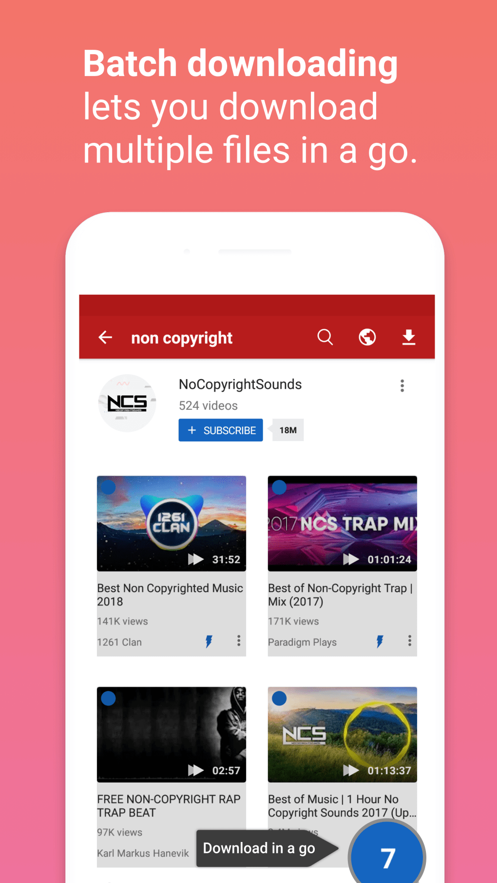 Videoder Video Downloader App for Android - Download