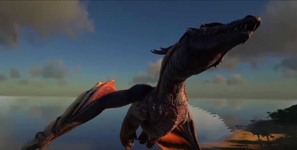 Dragon Mod for ARK Survival Evolved - Download