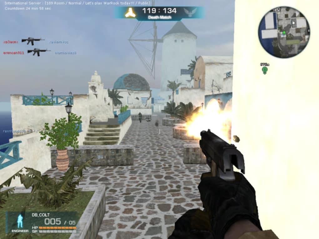 War rock | free-to-play online fps.