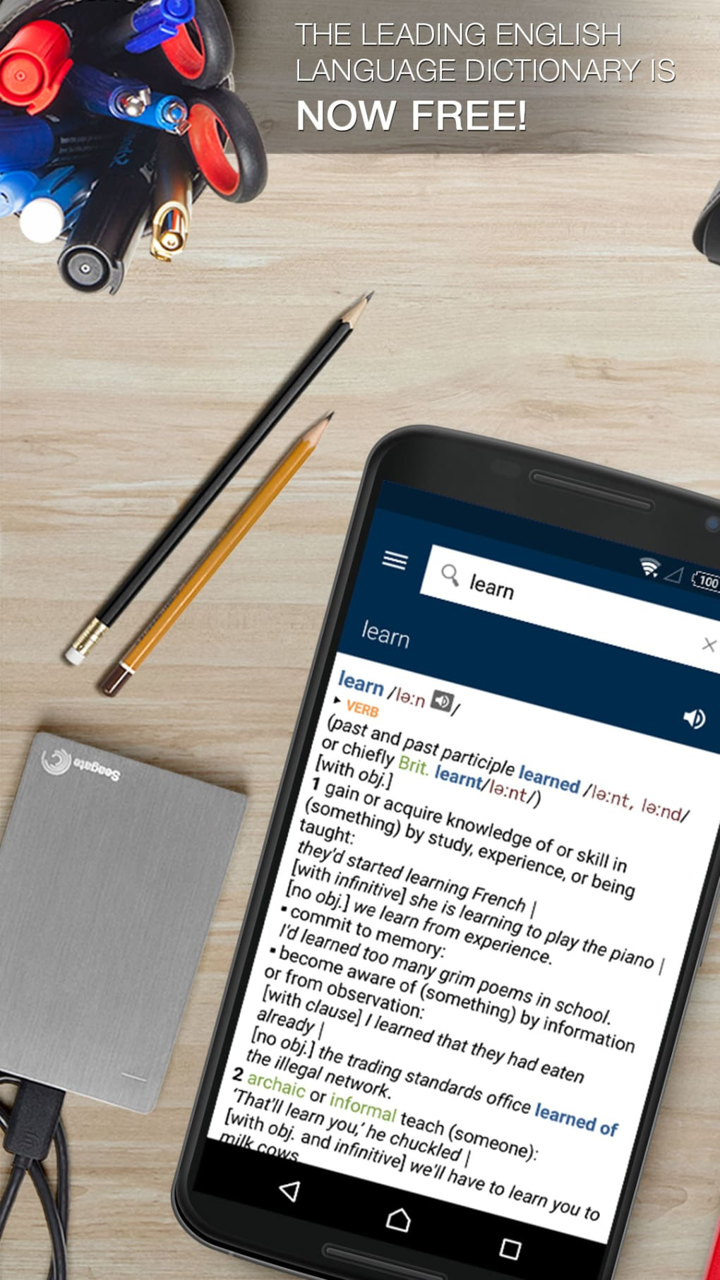 Oxford Dictionary of English FREE for Android - Download