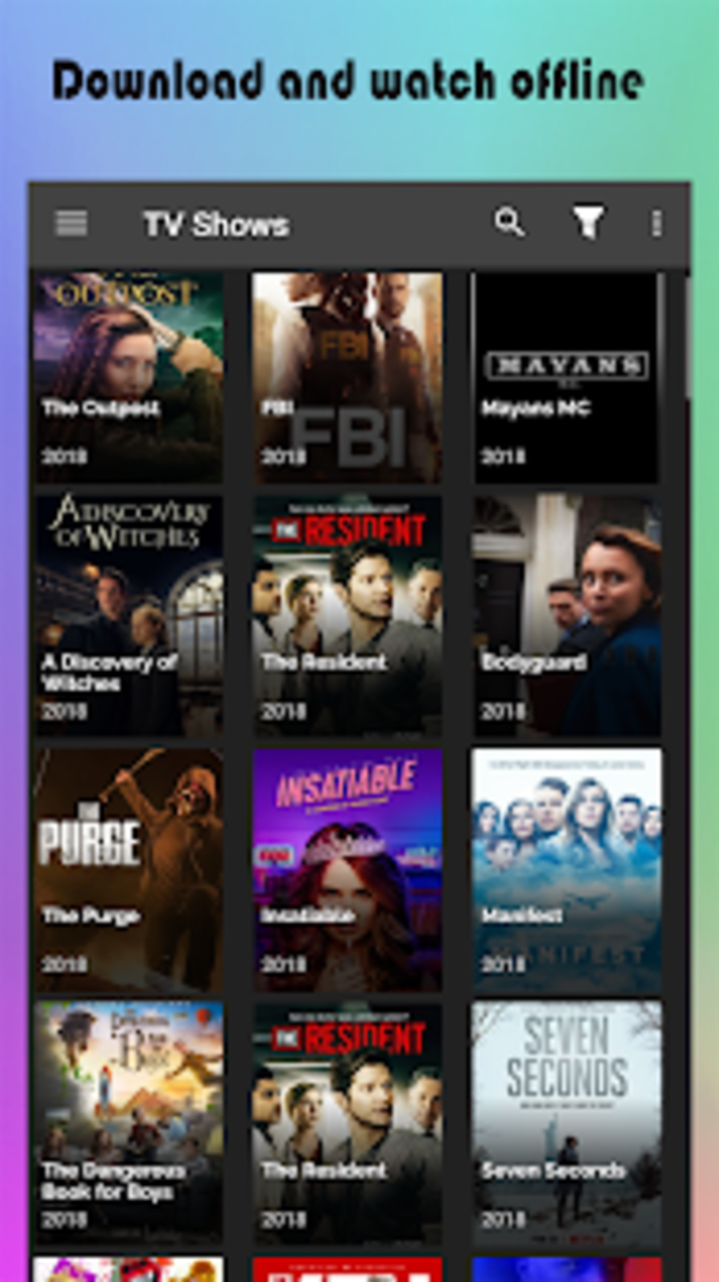 Popcorn Time Stream TV Movies TV Shows more for Android