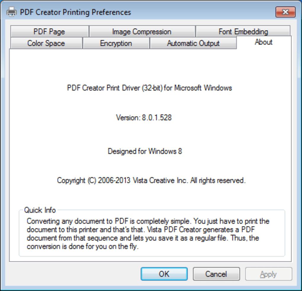 Pdf Creator Pro For Windows 10 Windows Download