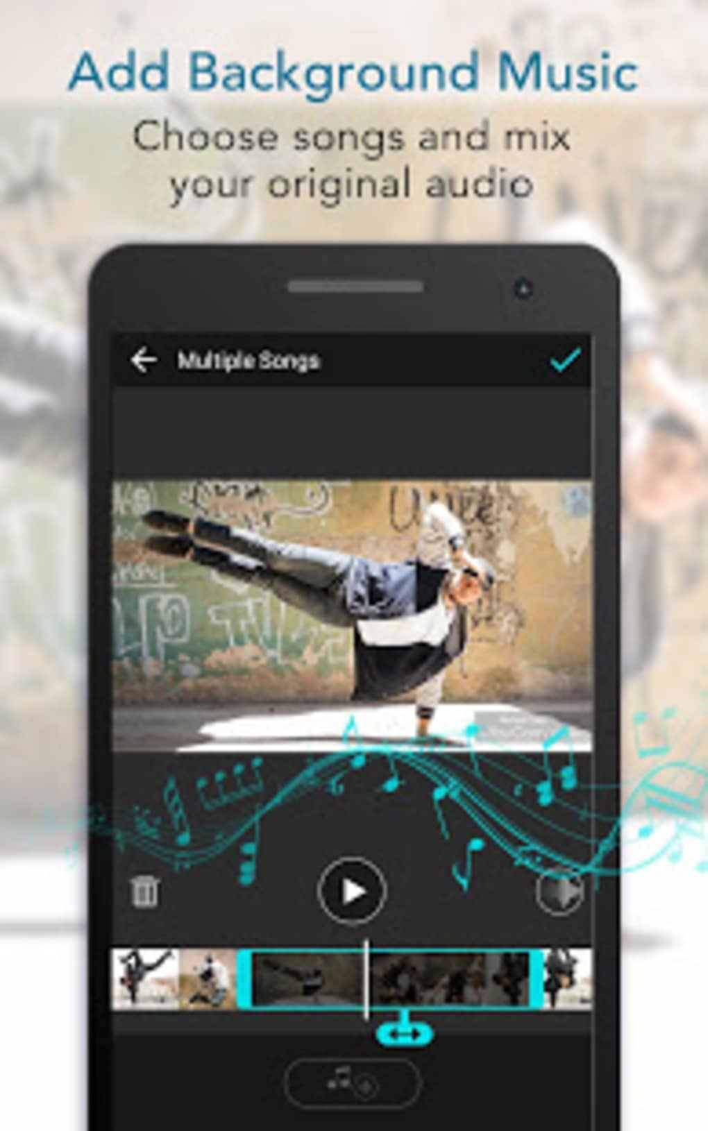 YouCam Video Easy Video Editor Movie Maker for Android