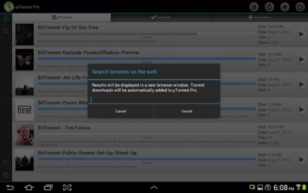 descargar utorrent pro windows 10