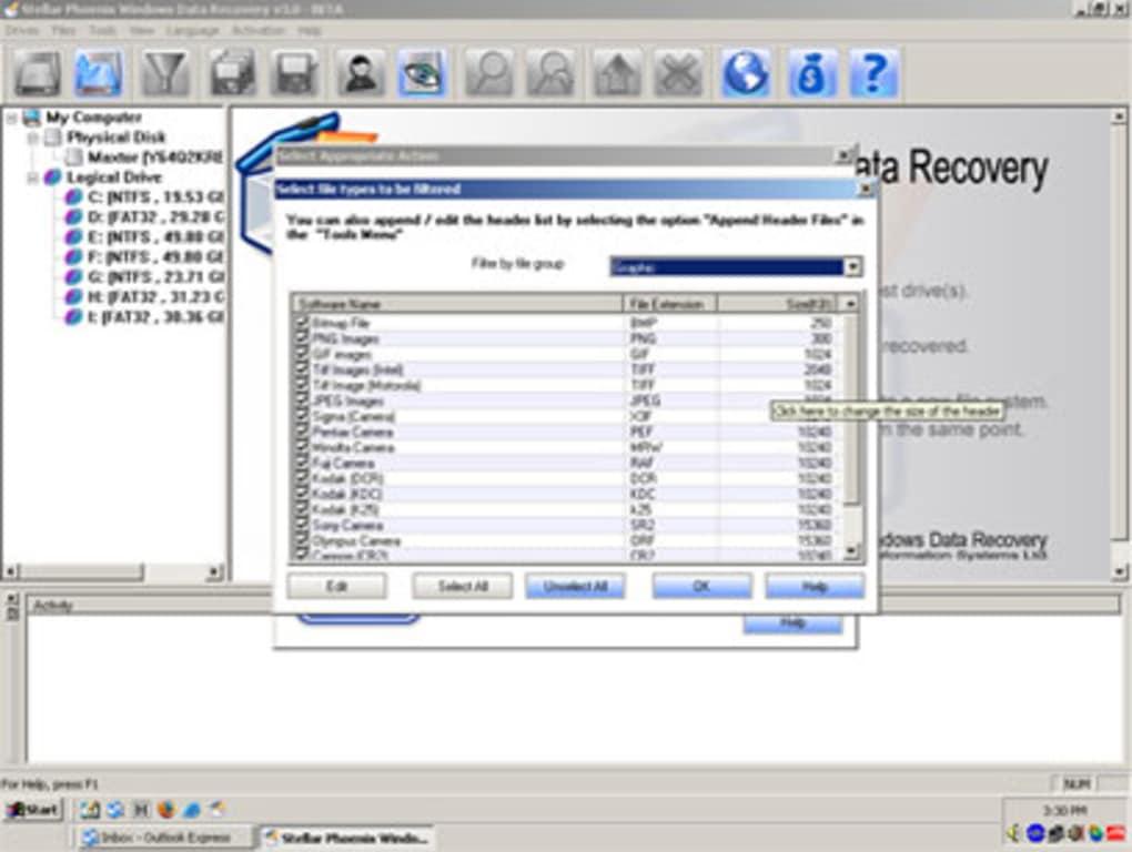 Stellar Phoenix FAT Data Recovery - Download