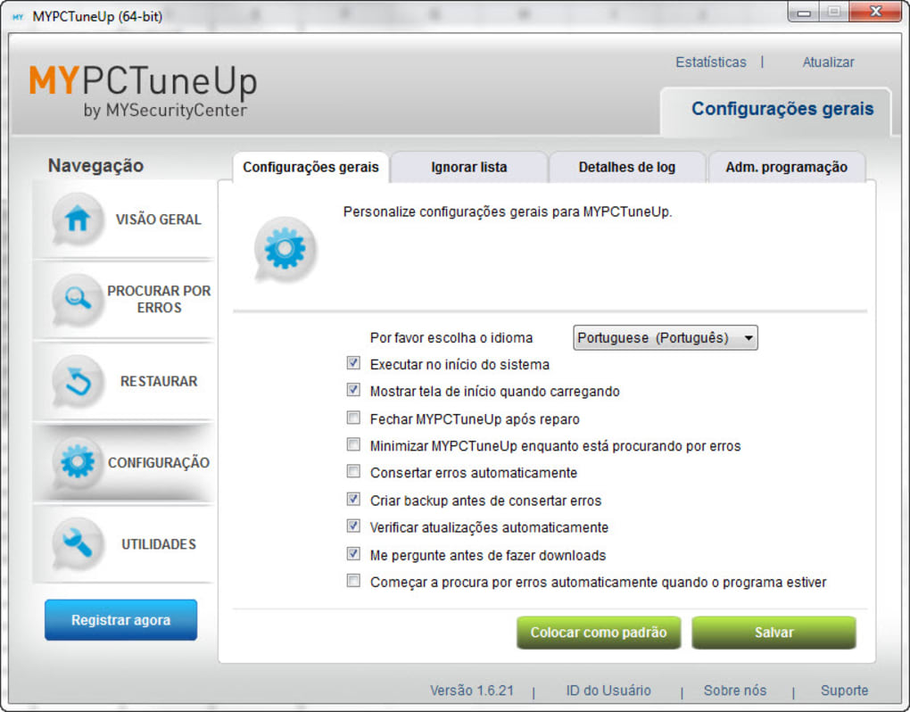 serial do mypctuneup