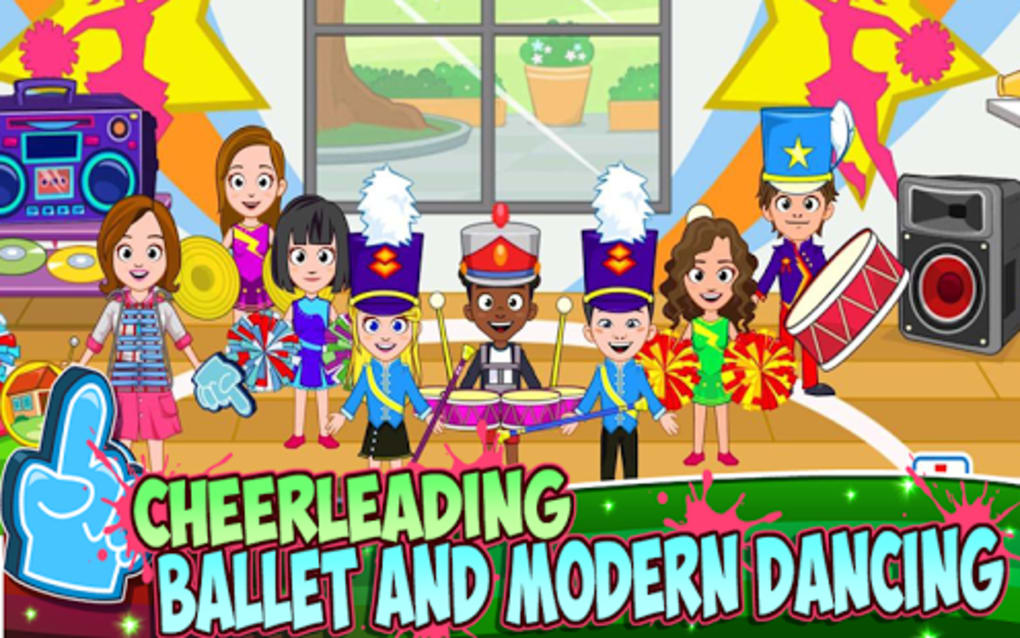 My Town : Dance School for Android - Download