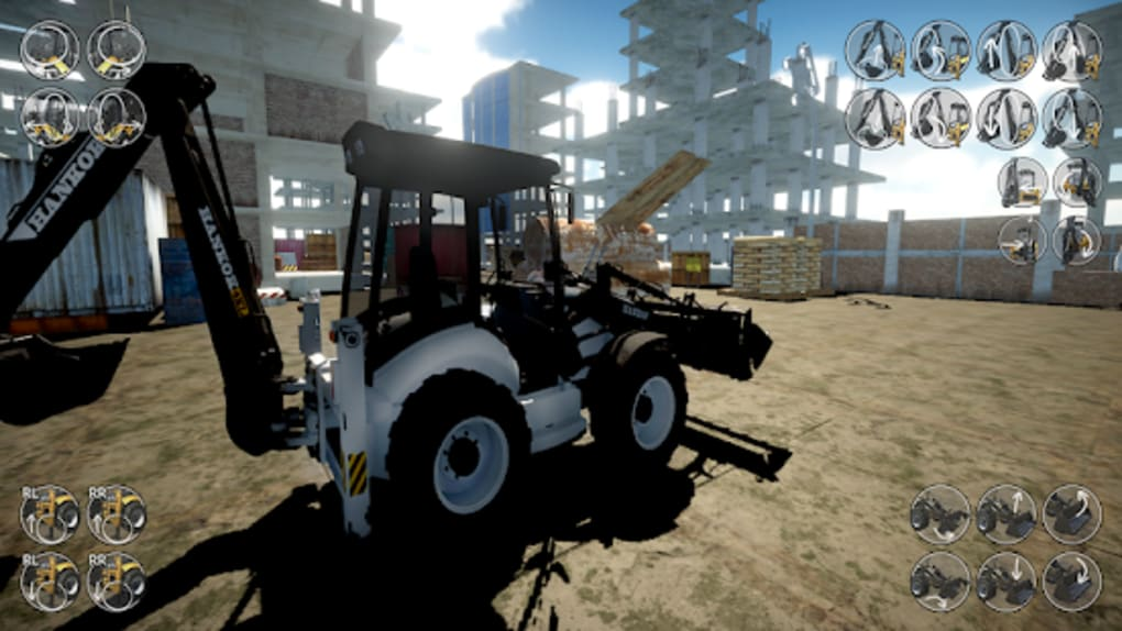 CONSTRUCTION EXCAVATOR SIMULATOR 2019 - DRIVER SIM for