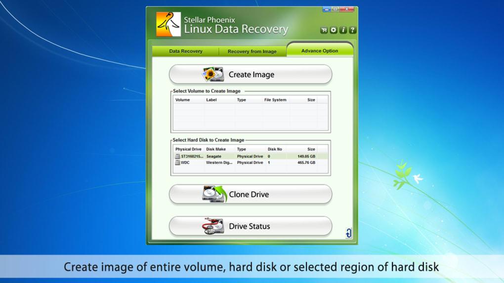 Stellar Phoenix Linux Data Recovery Software Download